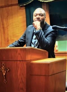 izah-preaching